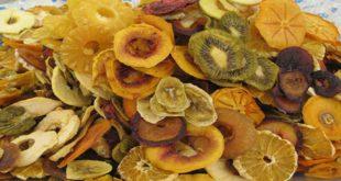 کارخانه تولیدی انواع میوه خشک